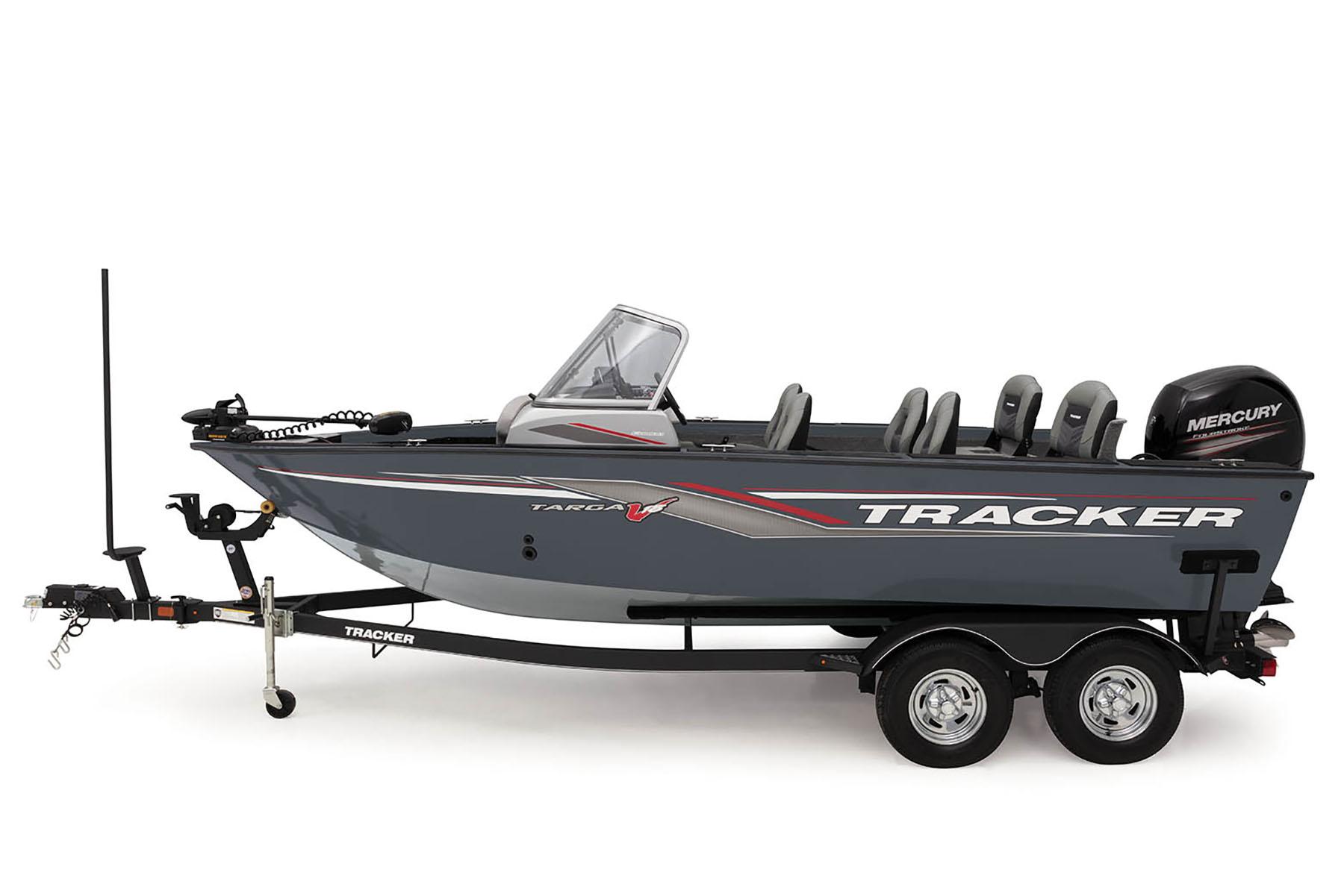 2019 Targa V 18 Combo Tracker Deep V Multi Species Boat