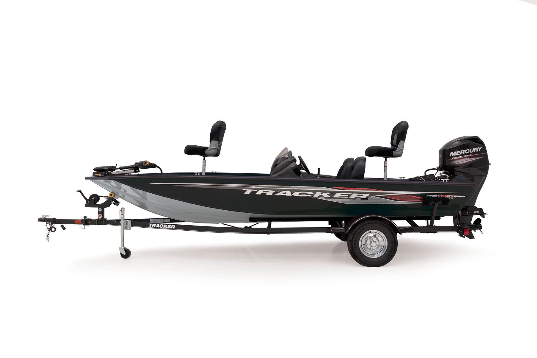 2019 PRO TEAM 175 TXW - TRACKER Mod V Bass Boat   Bass Tracker Boat Electrical Wiring      Tracker Boats