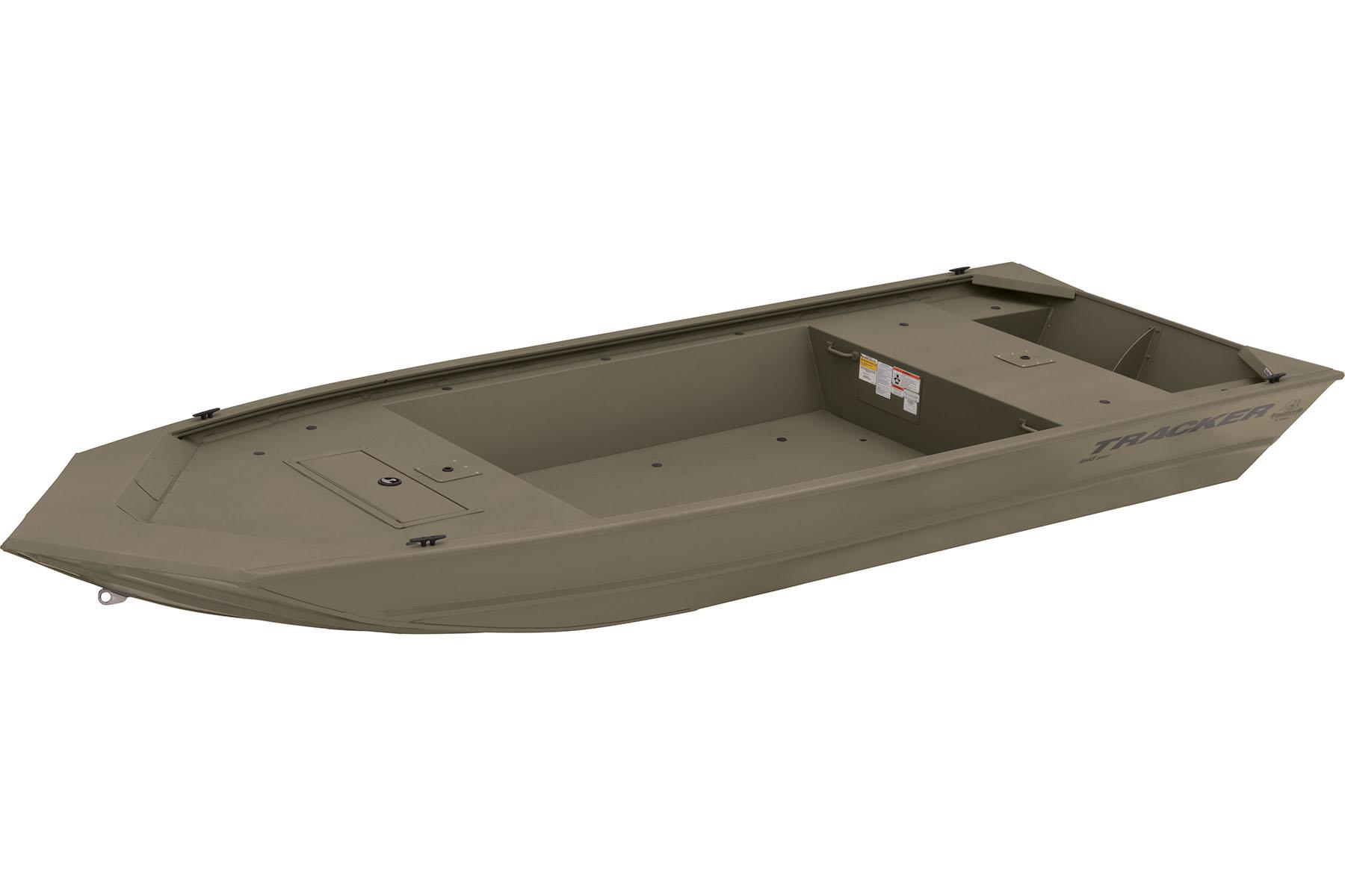 TRACKER Aluminum Jon Boats