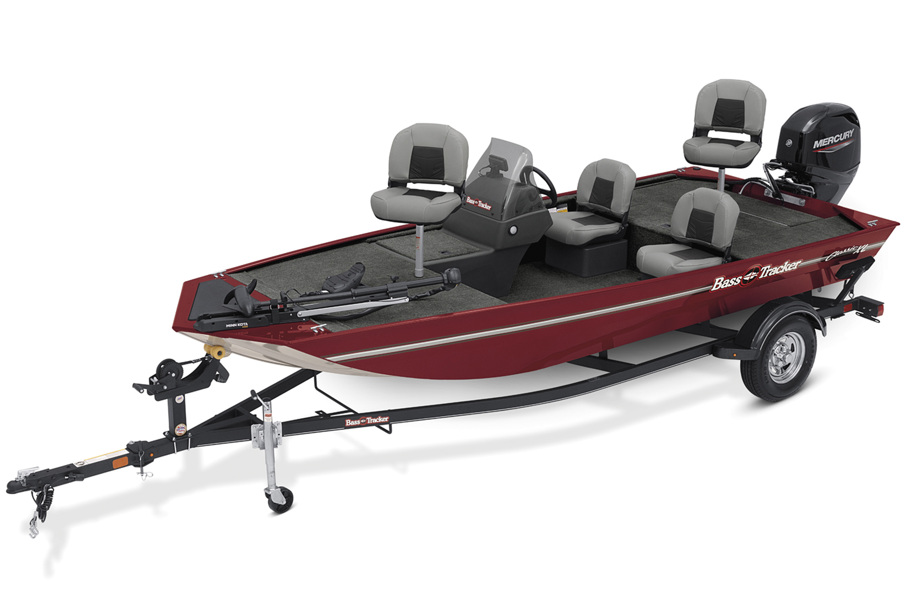 2020 Bass Tracker Classic Xl Tracker Mod V Bass Boat