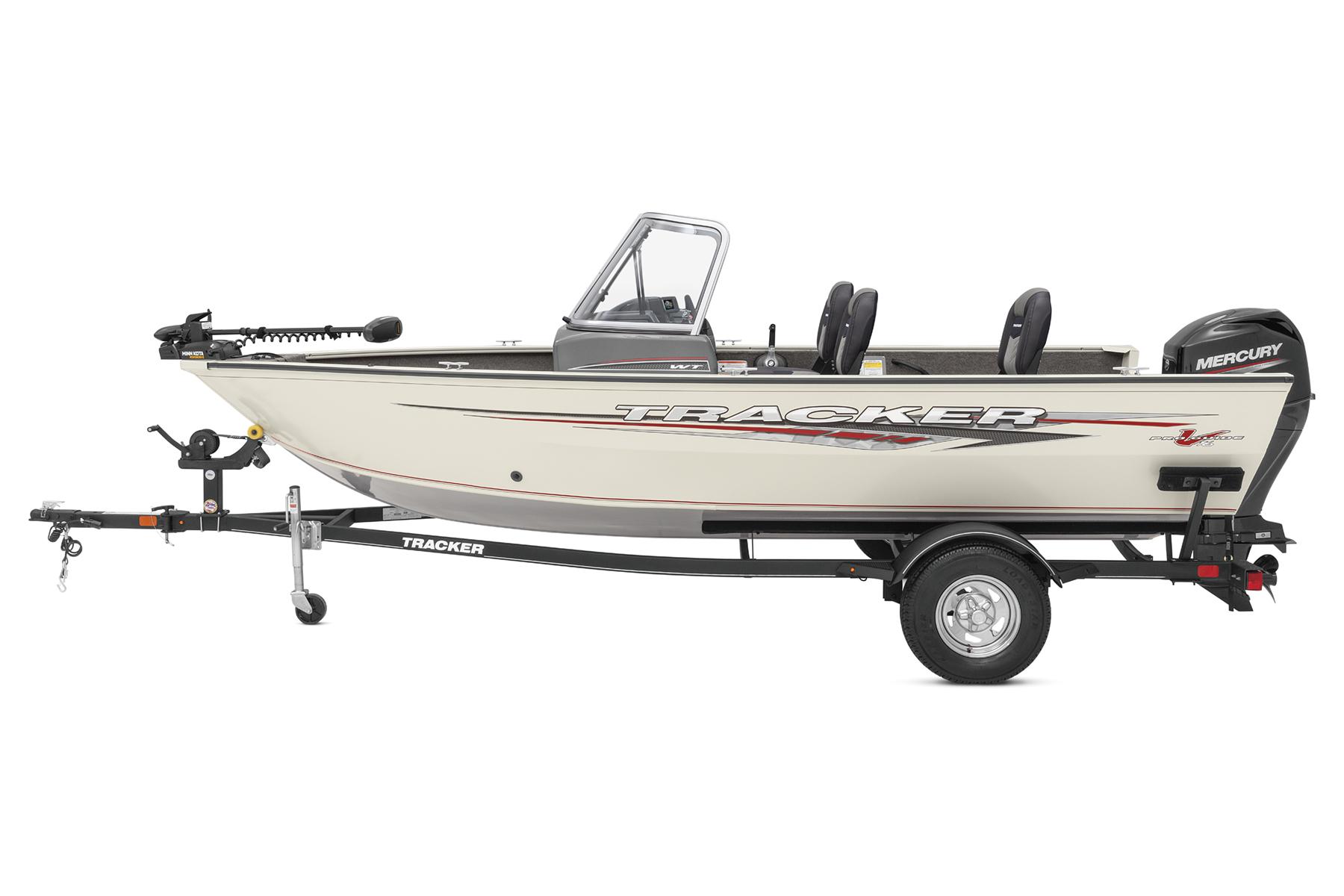 PRO GUIDE V-16 WT - TRACKER Deep V Fishing Boat   Bass Tracker 170 Wiring Chart      Tracker Boats